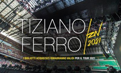 Tiziano Ferro – TZN 2021
